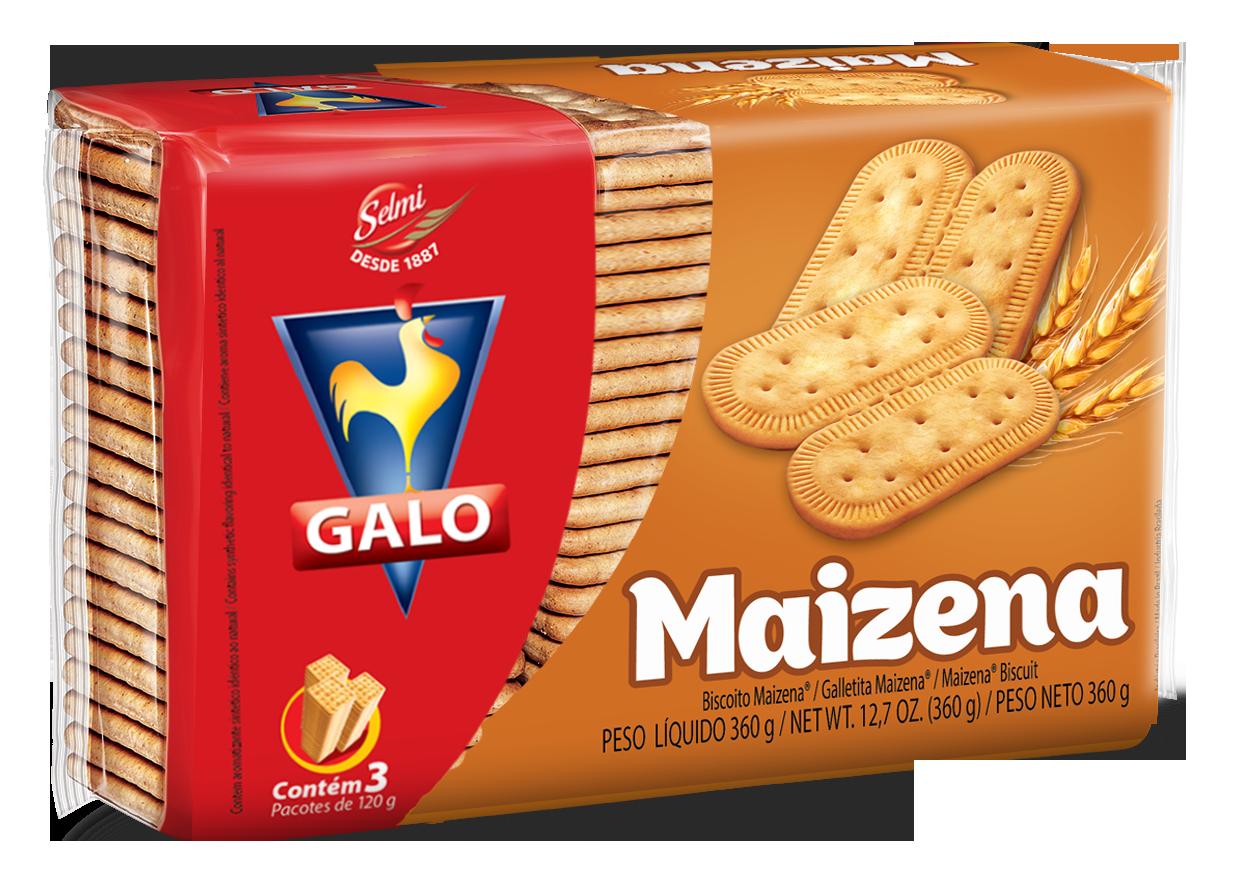 Biscoito Laminado Galo Maizena