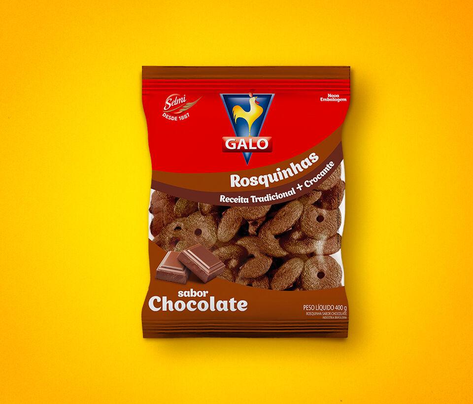 Galo Rosquinha Chocolate