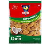 Galo Rosquinha Coco - 400g e 800g