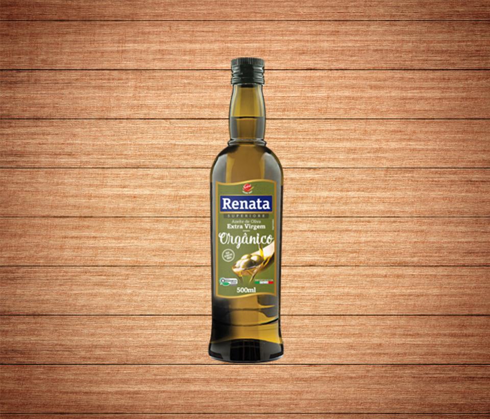 Azeite de Oliva Extra Virgem Renata Superiore Orgânico