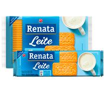 Biscoito Renata Laminado Leite - 200 g e 360 g