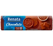 Biscoito Renata Recheado Chocolate