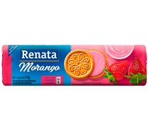 Biscoito Renata Recheado Morango