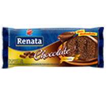Bolo Renata Recheado de Chocolate