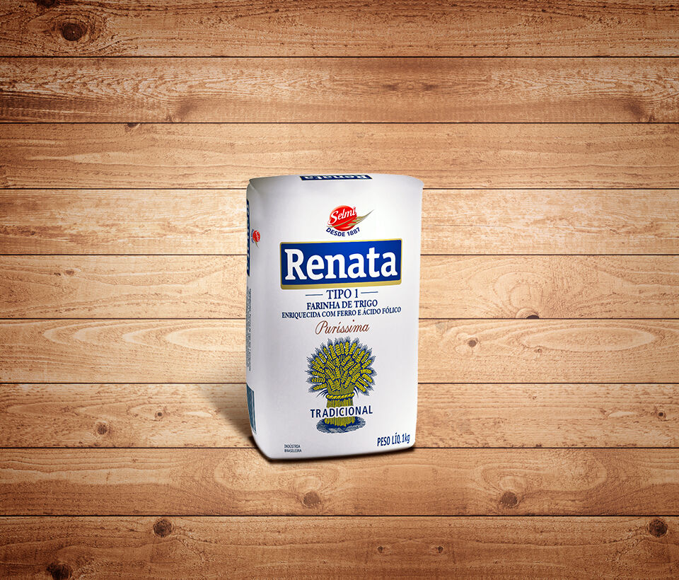 Farinha de Trigo Tradicional Renata