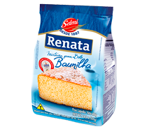 Mistura para Bolo Renata Baunilha